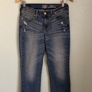 Levi crop Jeans